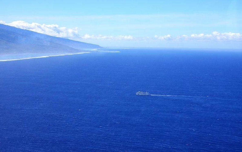 Papeete - let na Bora Bora