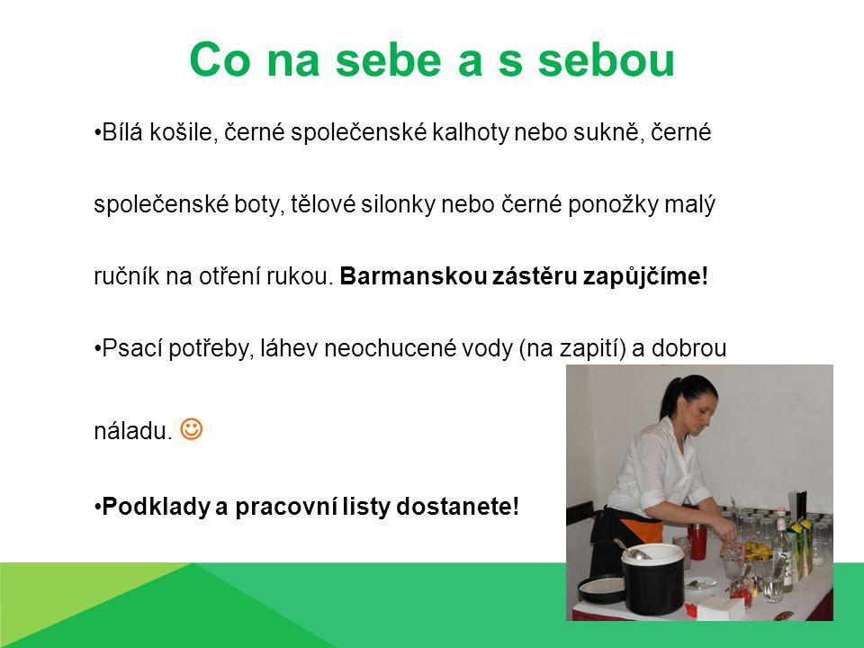 Odborné odkazy http://www.barovenoviny.cz/category/cocktails/ http://www.monin.cz/category/view/31/cocktaily-kava http://www.occupationsguide.cz http://clanky.vareni.cz/zakladni-barmanske-nacini/