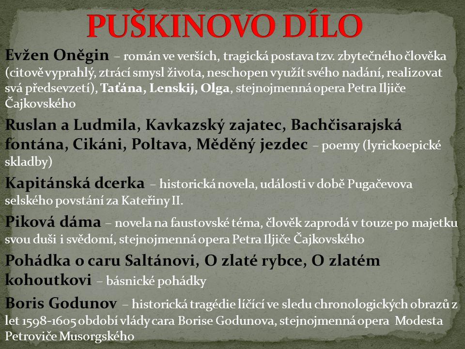 - ruský básník, prozaik a dramatik, mluvčí generace 30.