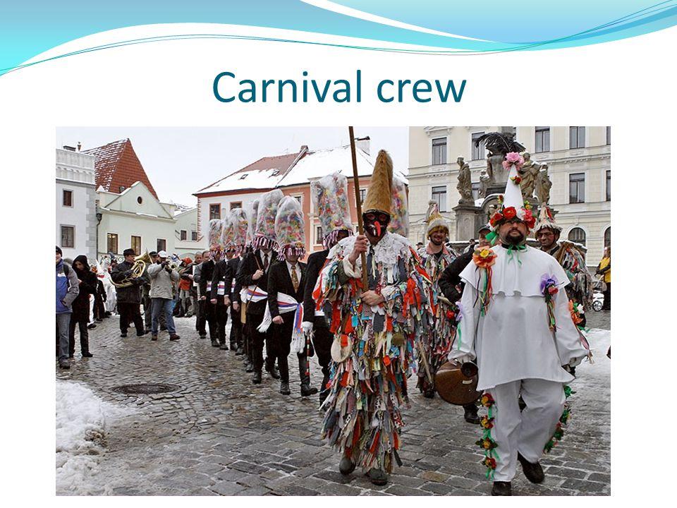 Carnival crew