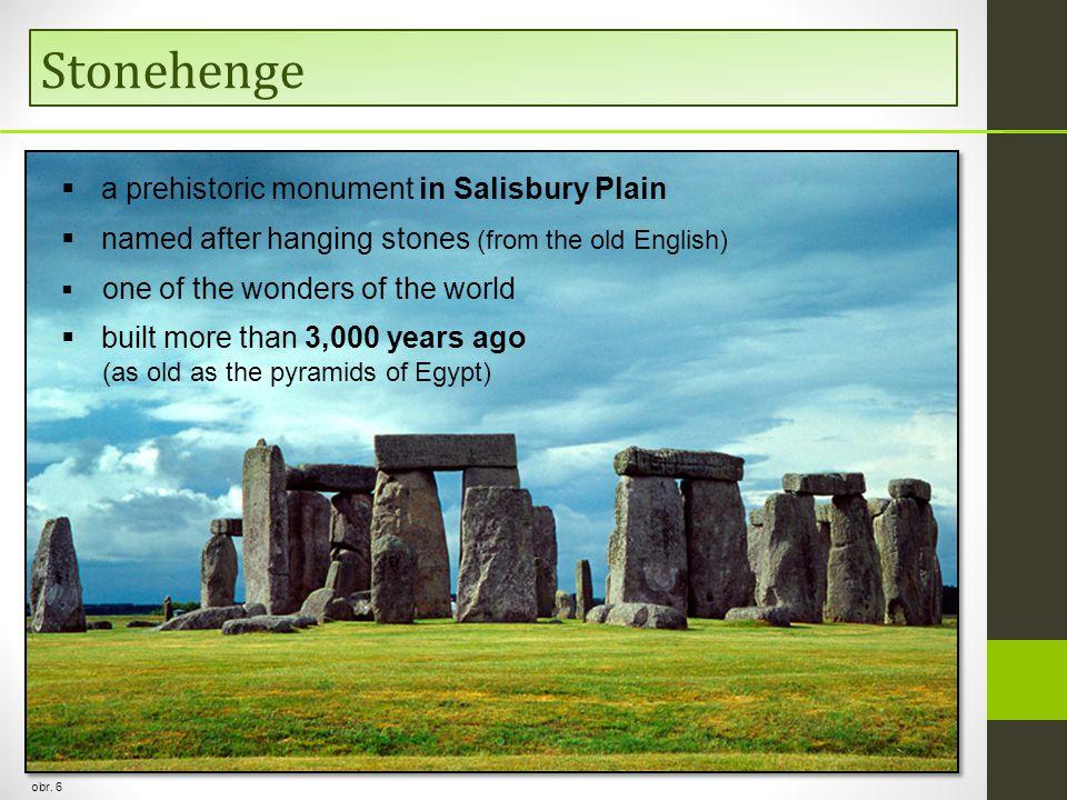 Stonehenge obr.