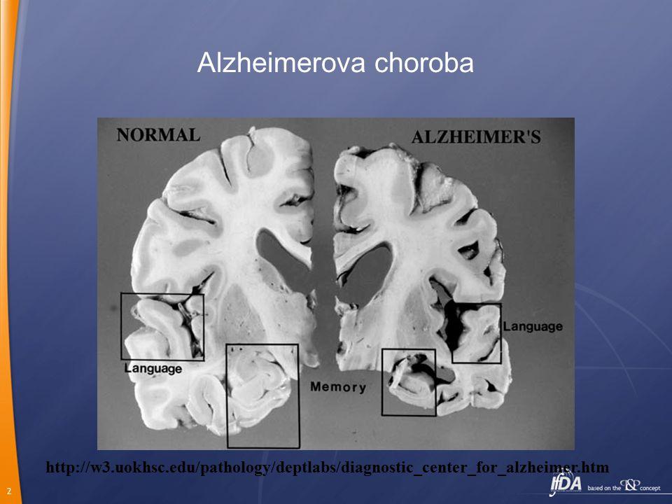2 Alzheimerova choroba http://w3.uokhsc.edu/pathology/deptlabs/diagnostic_center_for_alzheimer.htm