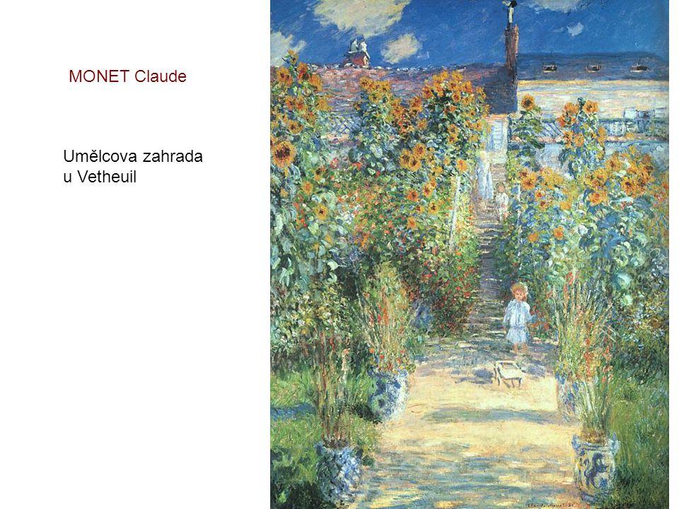 IMPRESSIONISMUS Impressionisté zavedli nový malířský rukopis s novými životními pocity.