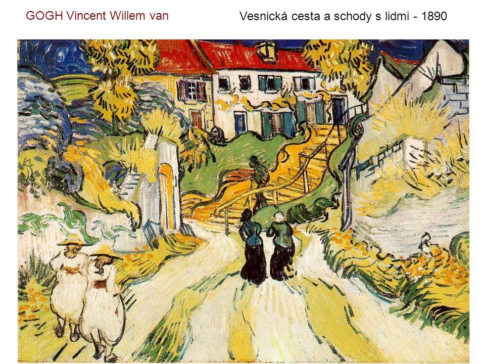 GOGH Vincent Willem van Kosatce - 1889