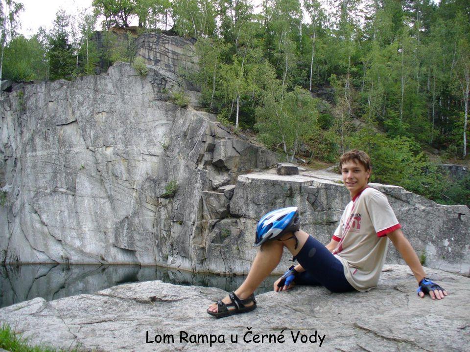 Lom Rampa u Černé Vody