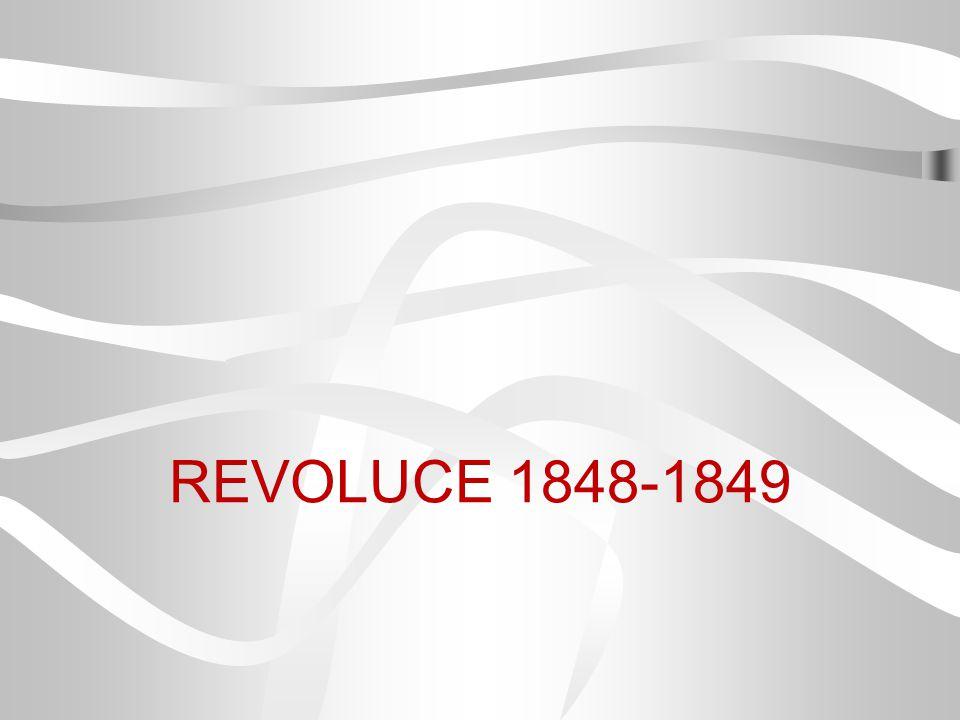 REVOLUCE 1848-1849