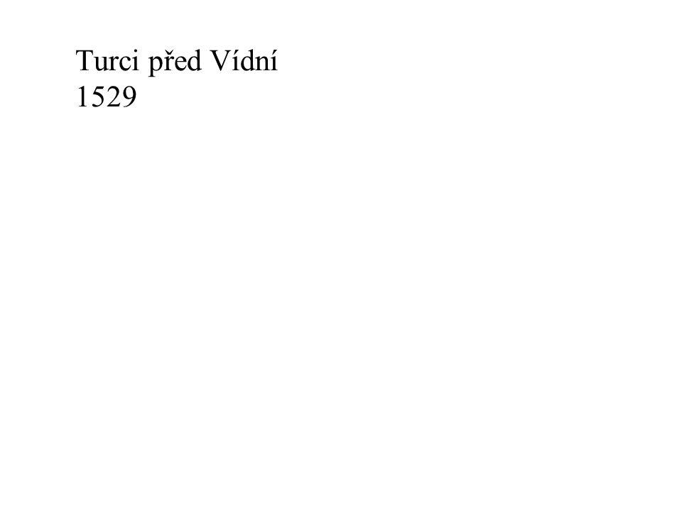 Turci před Vídní 1529