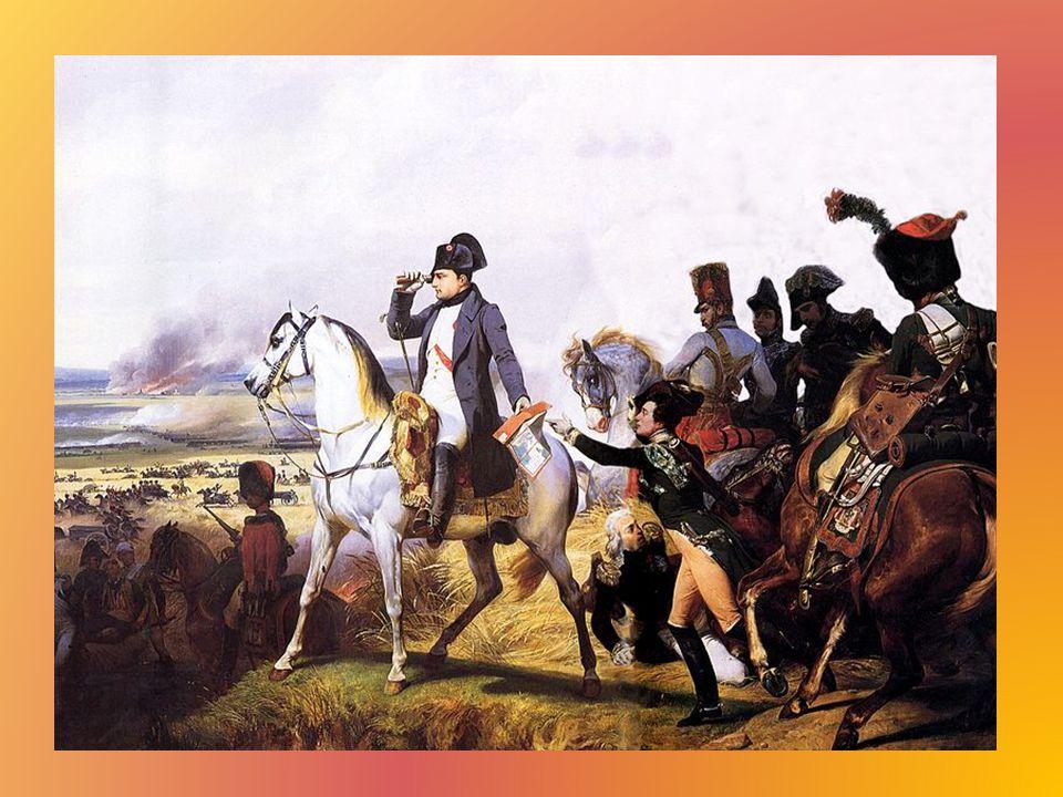 Řešení: 1)U Slavkova u Brna (Austerlitz) v roce 1805.