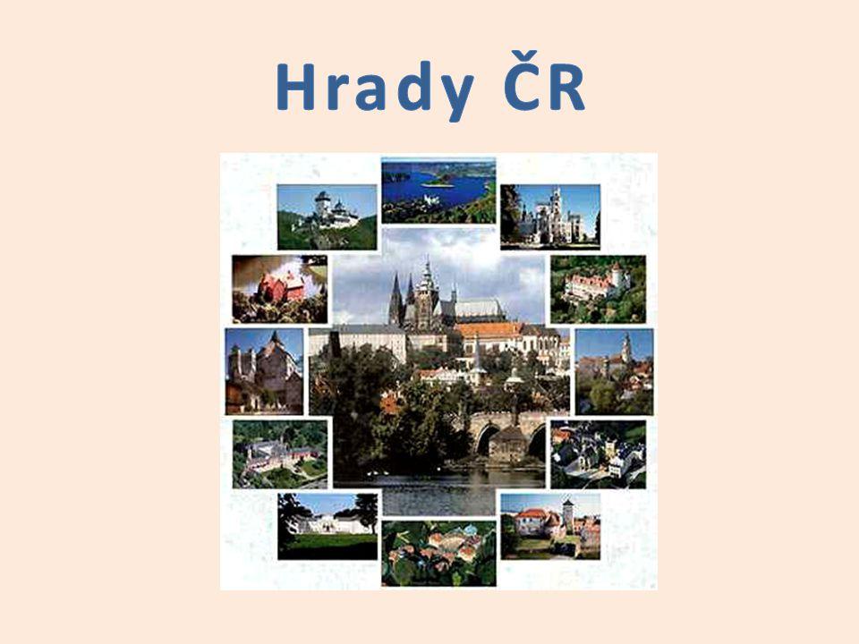 hrady České Republiky jsou obvykle otevřeny od 1.dubna do 31.