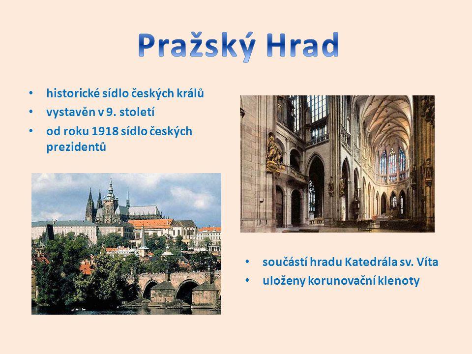 původně zvaný Fustenberk postaven kolem roku 1265 původním majitelem Přemysl Otakar II.