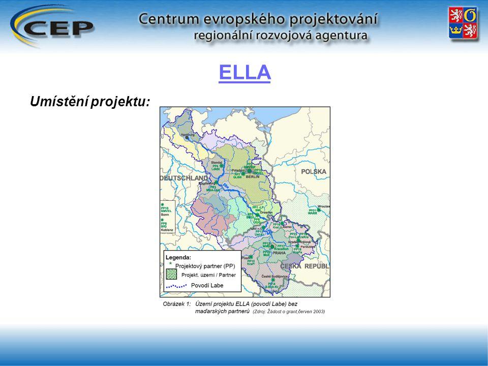 ELLA Umístění projektu: