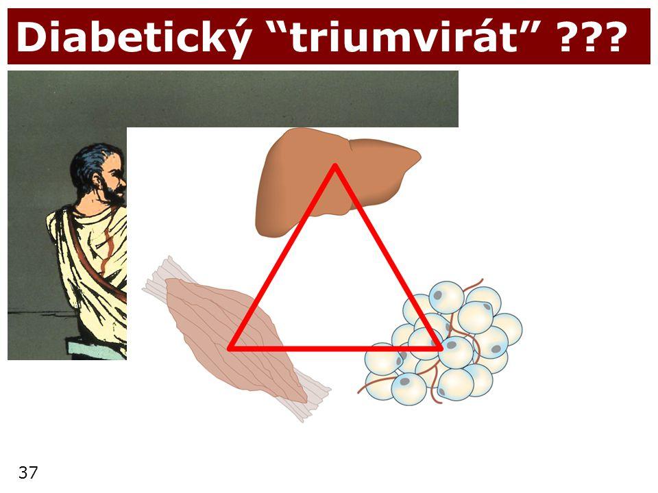 """37 Diabetický """"triumvirát"""" ???"""