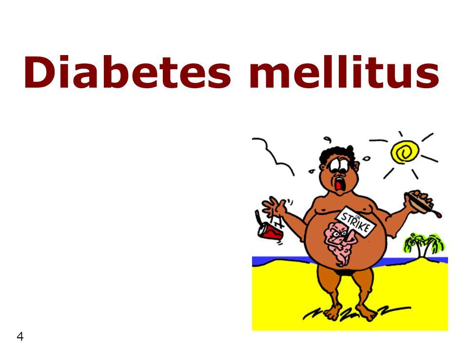 4 Diabetes mellitus