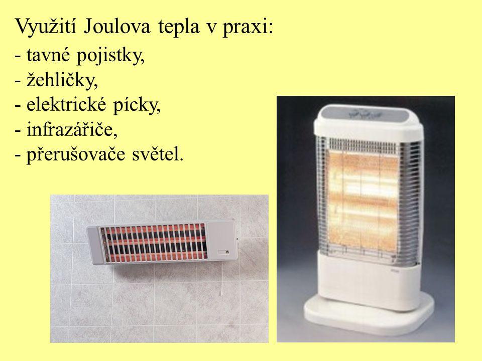 Výkon konstantního proudu v spotřebiči Výkon konstantního proudu v spotřebiči je elektrický příkon spotřebiče.
