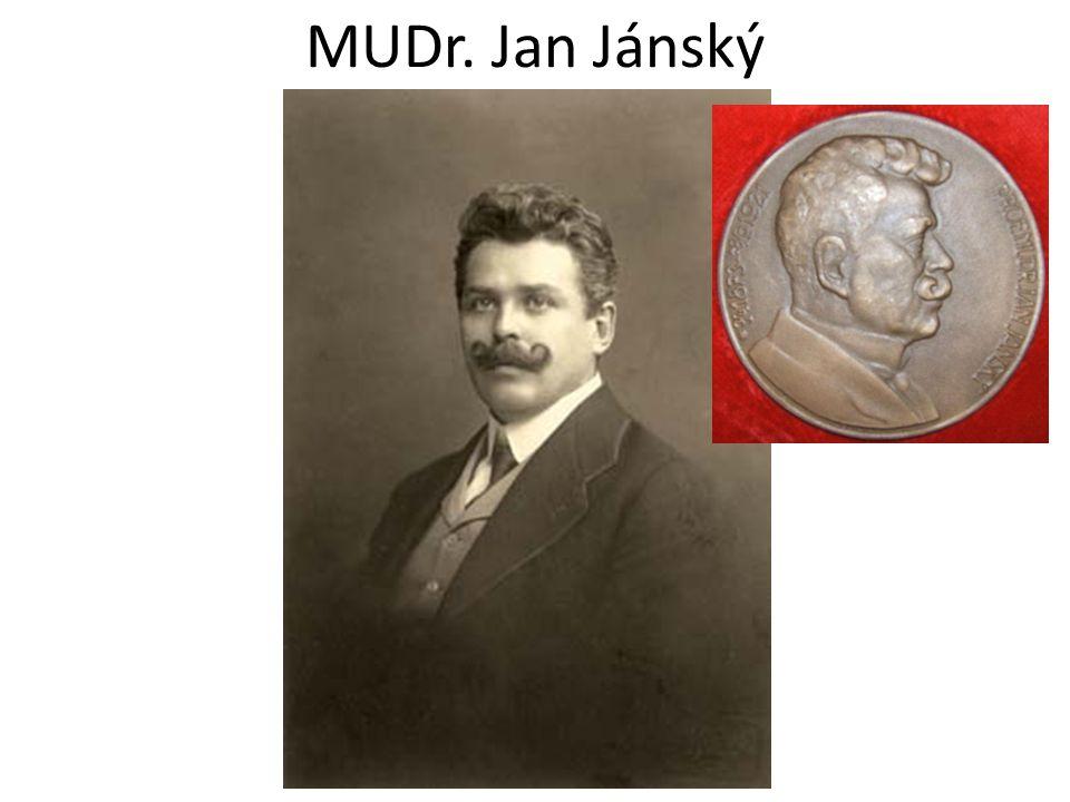 MUDr. Jan Jánský