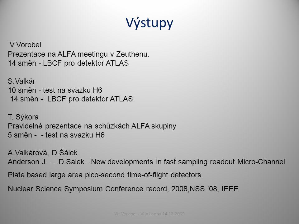 Shrnutí  Stanice římských hrnců dodané firmou VAKUUM Praha se v CERNu prověřují, adjustují a osazují elektronikou.