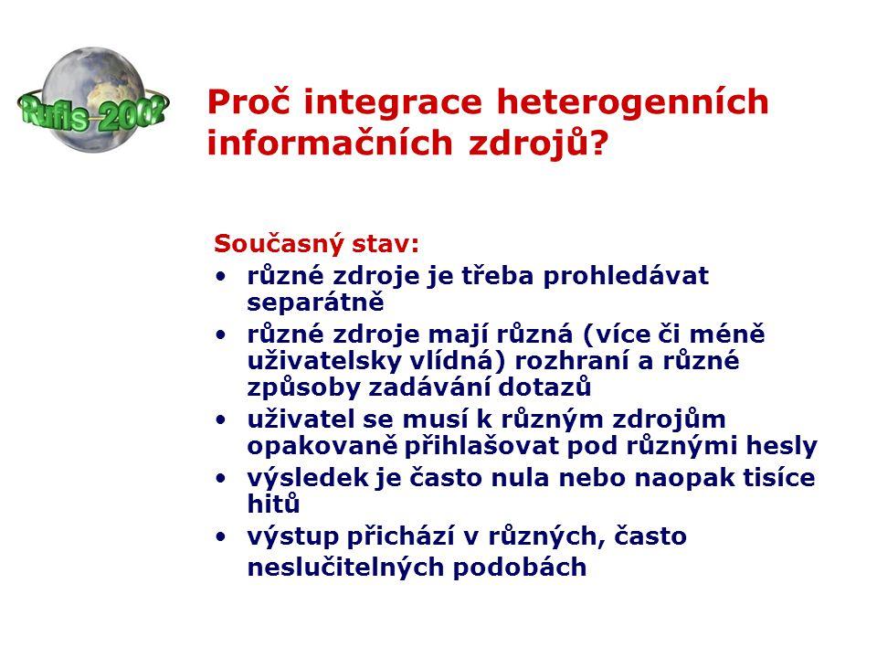 Další programové linie JIB prozatím jasné, že JIB nabízí integraci heterogenních zdrojů v uživatelsky vlídném prostředí a přidané služby další programové linie, které jsou vhodné pro univerzitní prostředí a v zahraničí jsou právě zde hojně využívány: –popis a hodnocení fondů metodou konspektu –budování oborových informačních bran