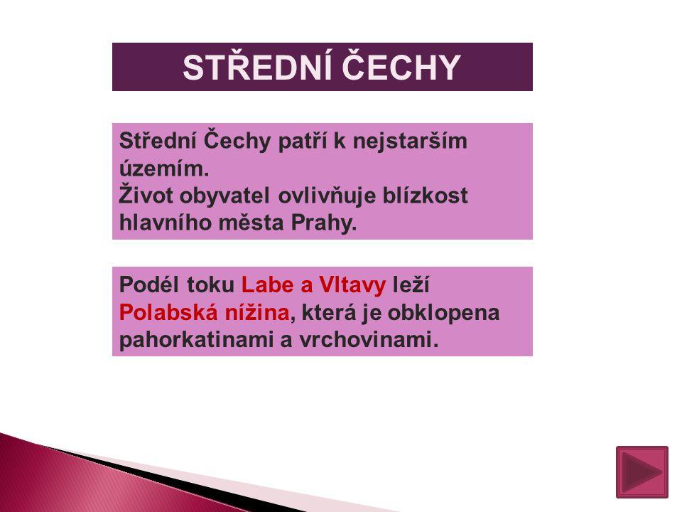  Českou republiku můžeme poznávat celý život.  Dnes si povíme o regionech:  Střední Čechy  Východní Čechy  Západní Čechy  Severní Čechy  Jižní