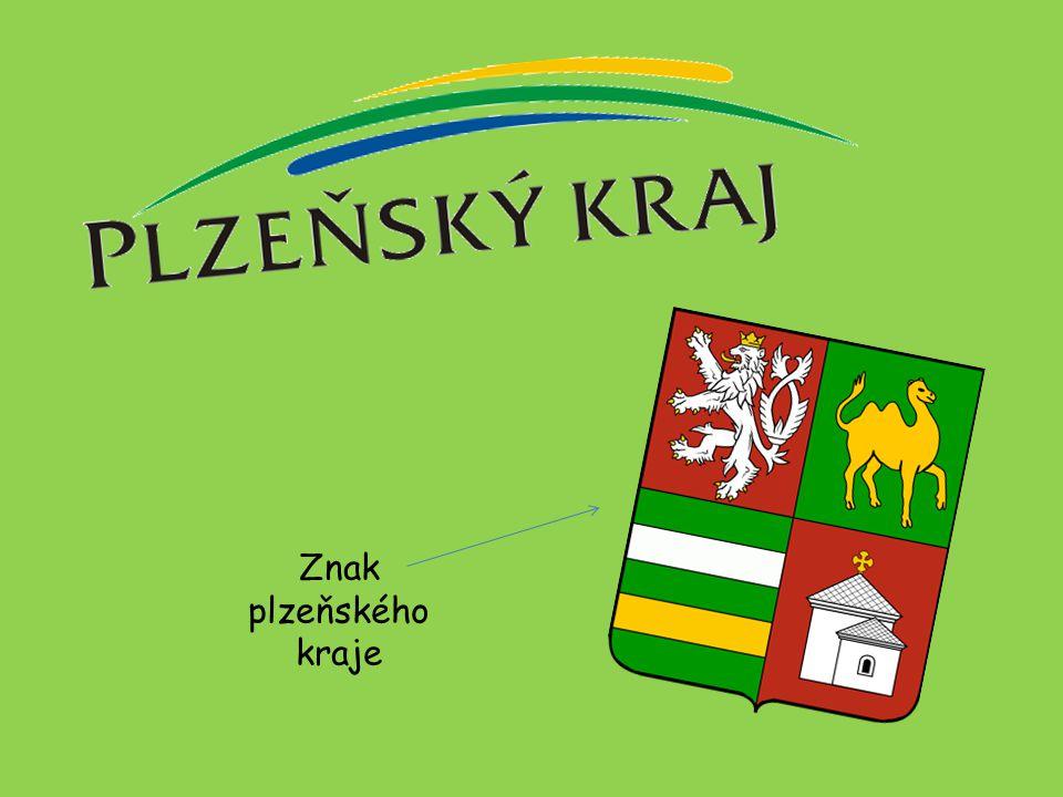 Znak plzeňského kraje