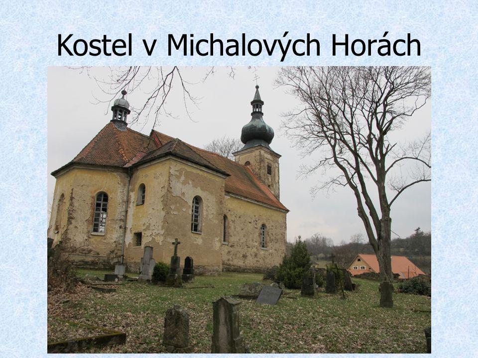Kostel v Michalových Horách