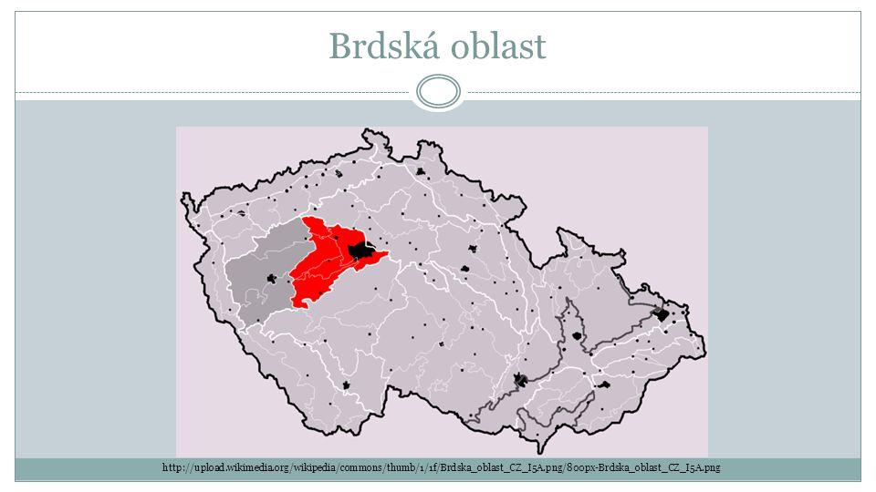 Brdská oblast http://upload.wikimedia.org/wikipedia/commons/thumb/1/1f/Brdska_oblast_CZ_I5A.png/800px-Brdska_oblast_CZ_I5A.png