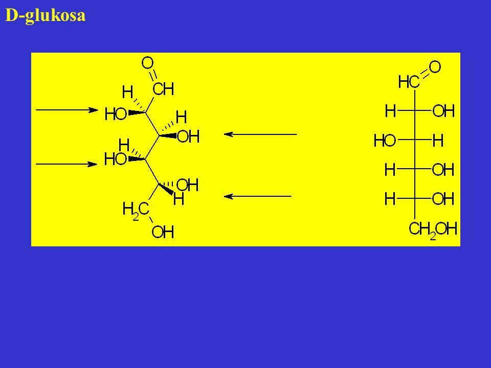 D-glukosa