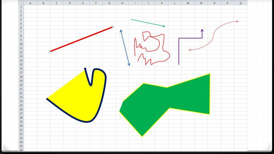 Excel 2010 – obrazce