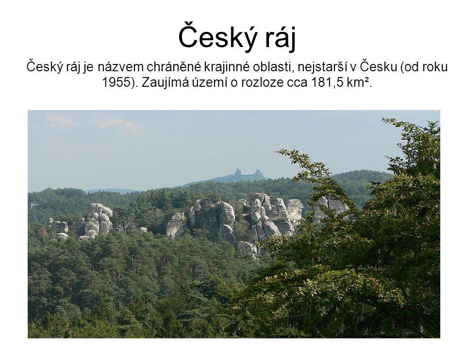 hora Říp Říp (460,7 m) je zdaleka viditelná hora s románskou rotundou na vrcholu, vystupující z roviny 5 km jižně od Roudnice nad Labem; památné místo české mytologie a historie.