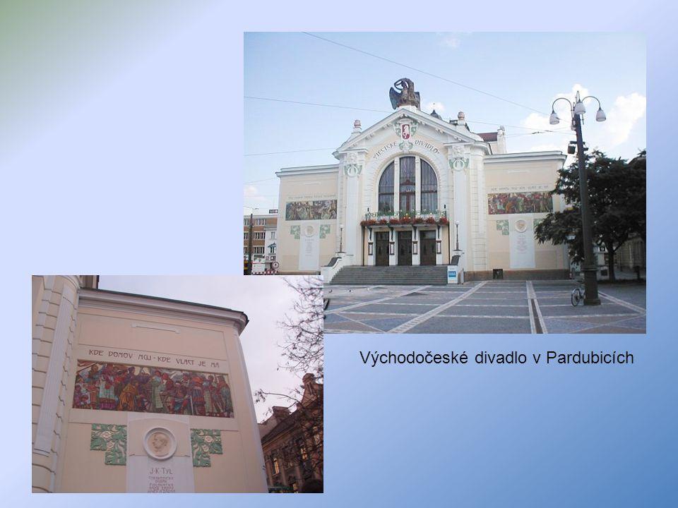 Východočeské divadlo v Pardubicích