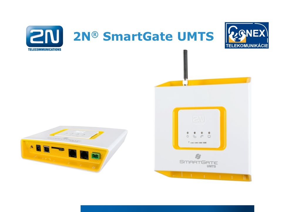 2N ® SmartGate UMTS