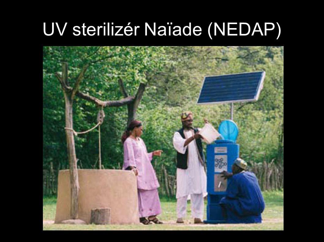 UV sterilizér Naïade (NEDAP)