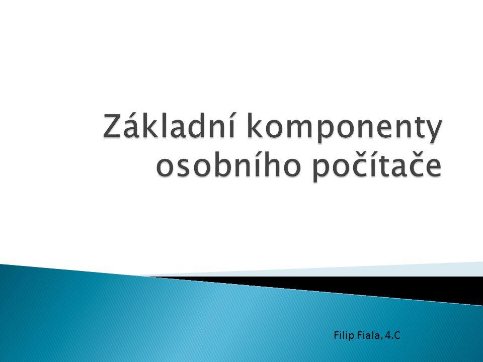 Filip Fiala, 4.C