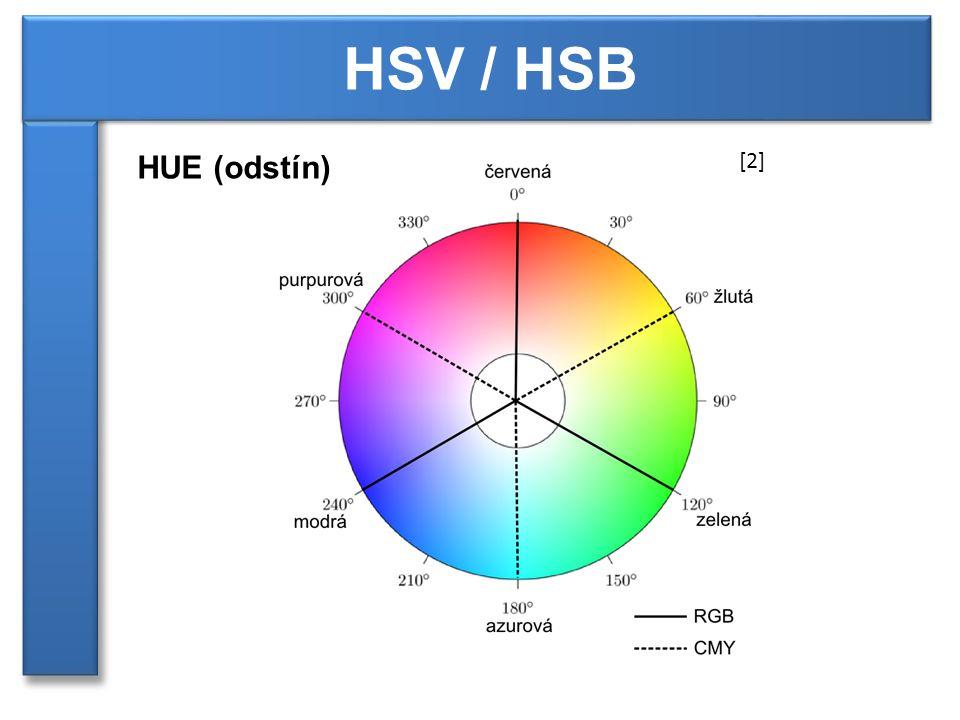HUE (odstín) [2]
