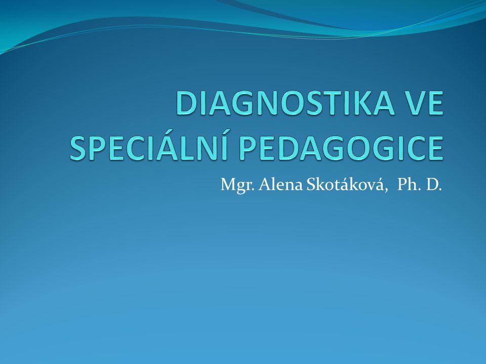 Mgr. Alena Skotáková, Ph. D.
