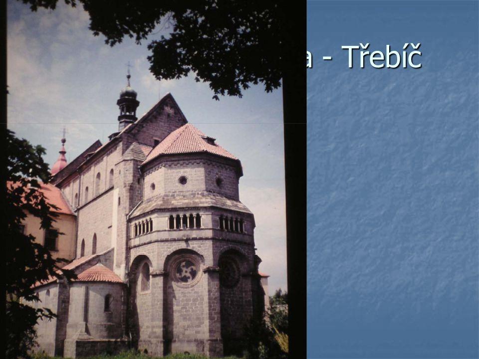Bazilika sv. Prokopa - Třebíč