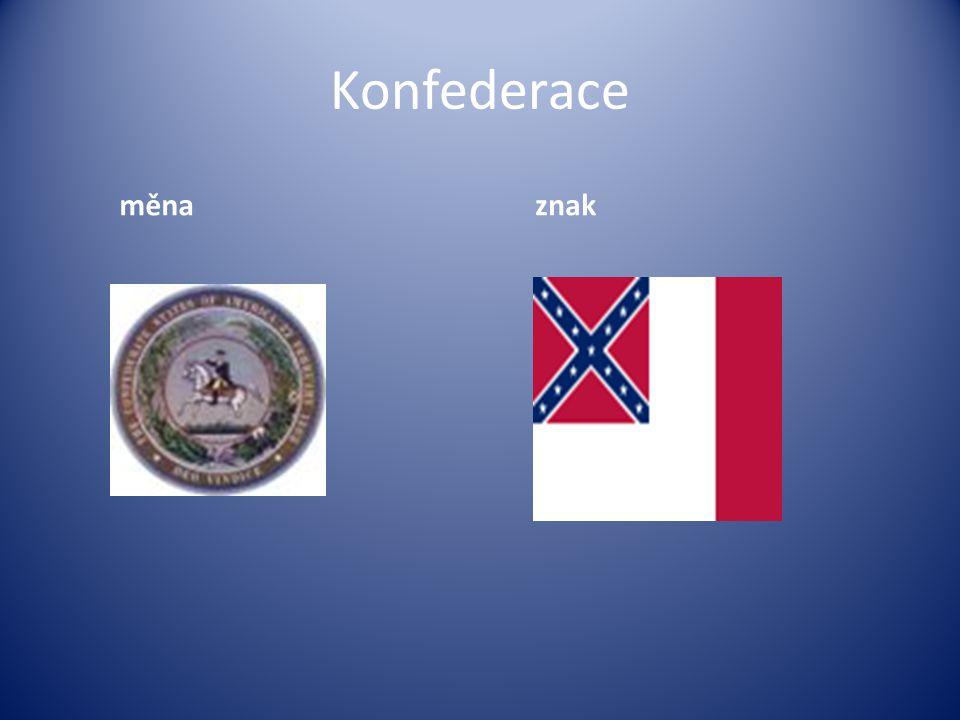 Konfederace měnaznak