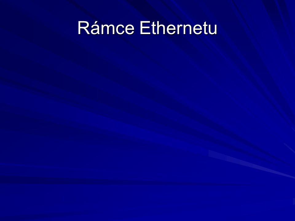 Rámce Ethernetu