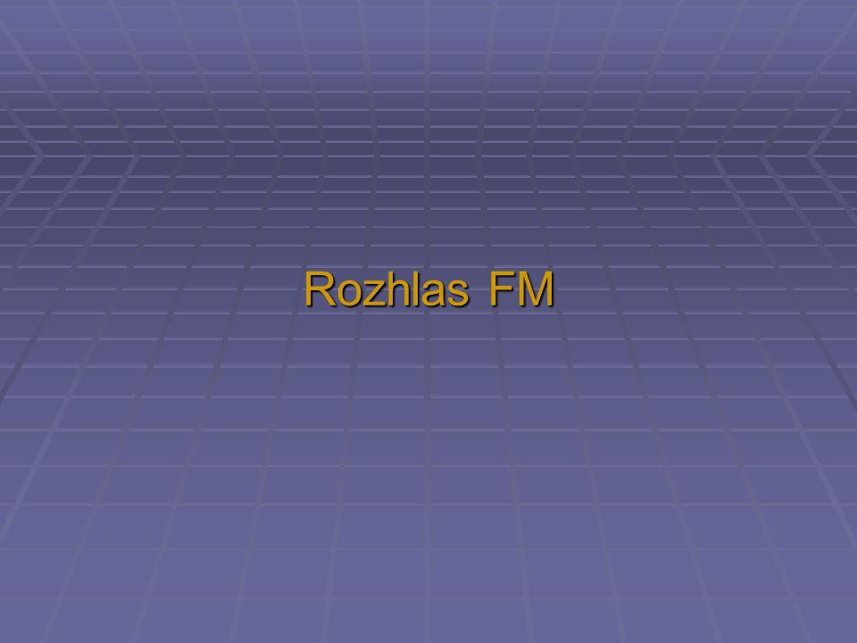 Rozhlas FM