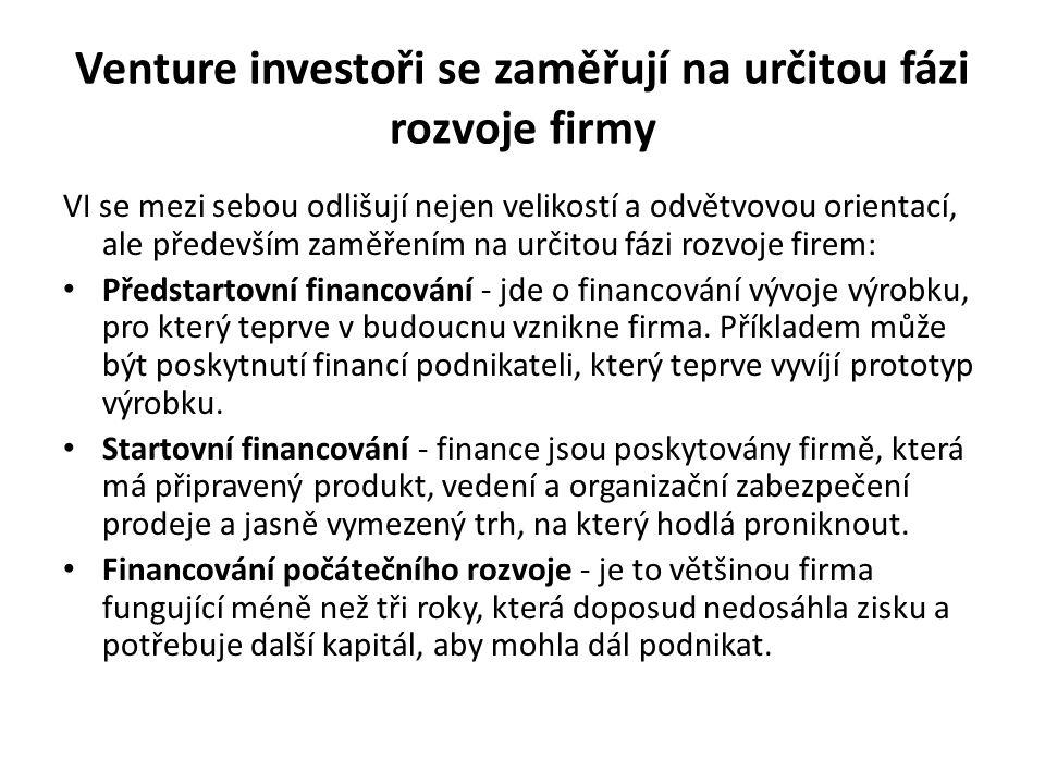 Význam franšízy především pro MSP Zjednodušuje vstup na trh.
