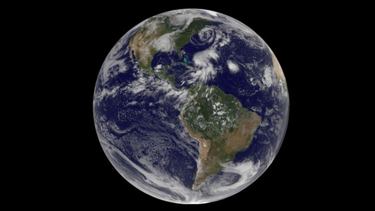 Země Když se řekne Země, první co si vybavím je vůbec život.