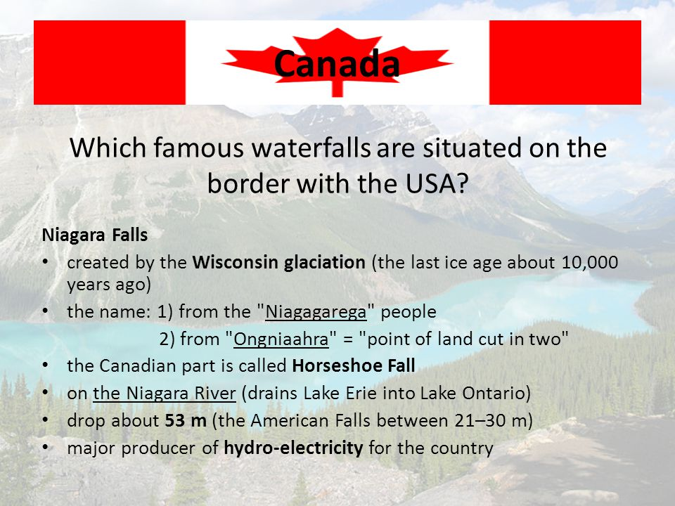 What is the climate in Canada.