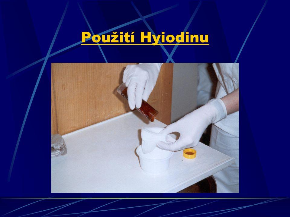 Použití Hyiodinu