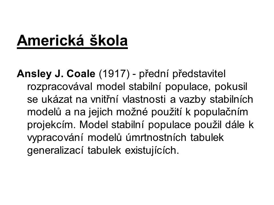 Americká škola Ansley J.