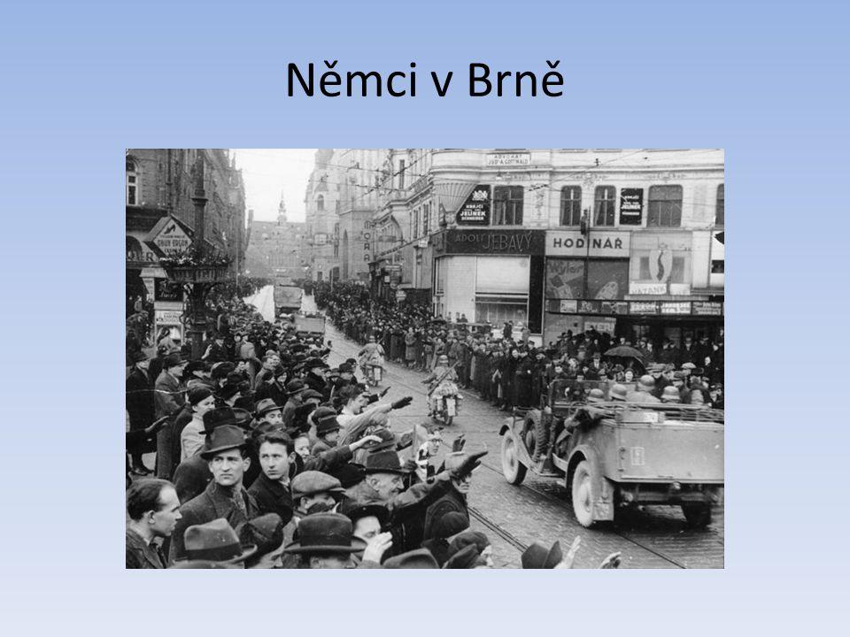 Němci v Brně