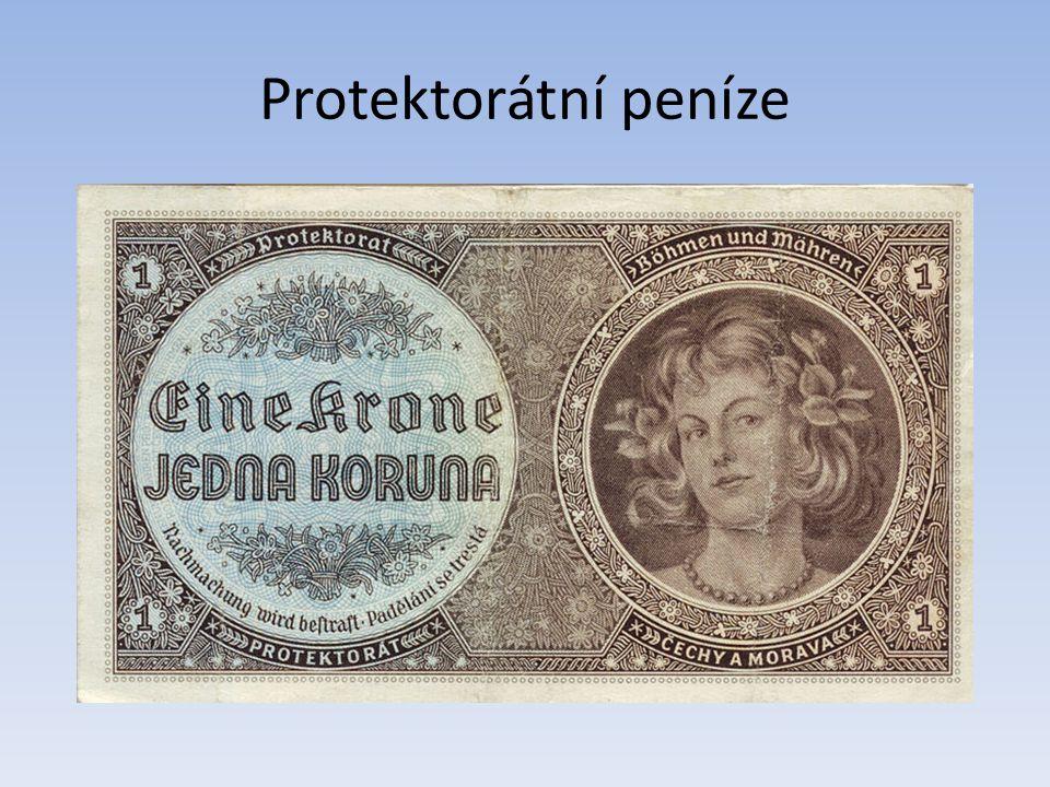 Protektorátní peníze