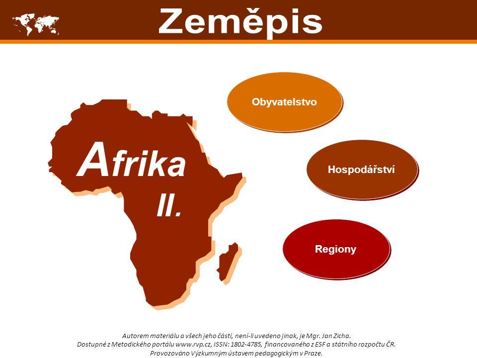 Obyvatelstvo 2 Počet obyvatel a jeho vývoj  Co hrozí v přelidněných oblastech Afriky.