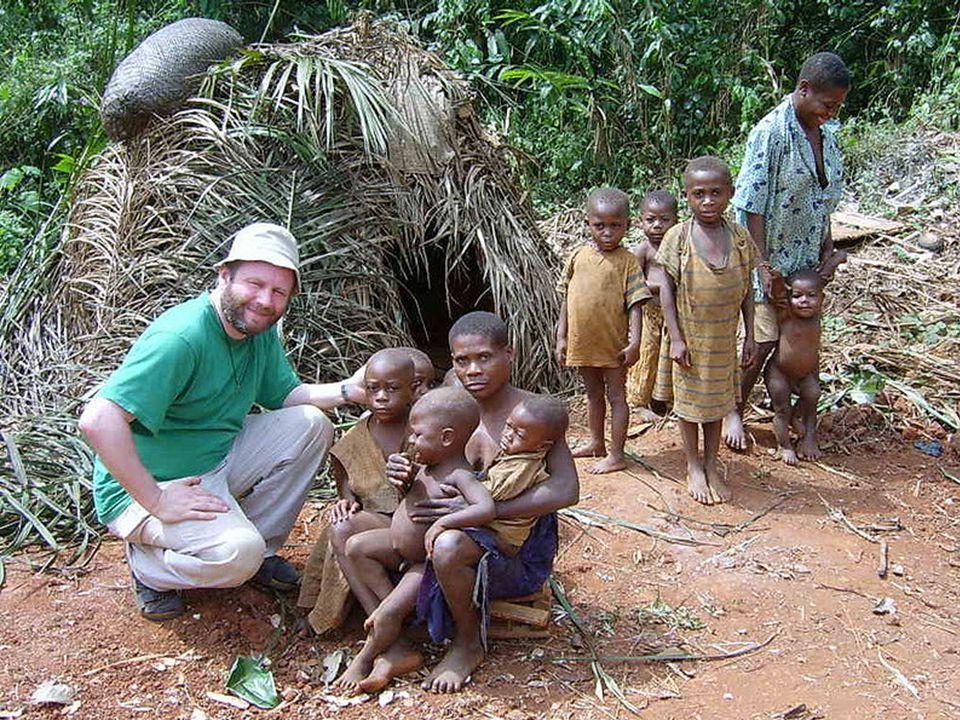 Střední Afrika  Doplň název státu, popř.
