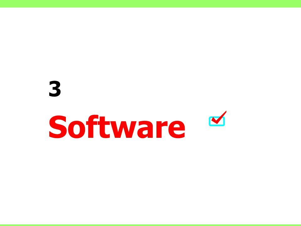 Historický přehled OS DOS (Disk Operating System) MS Windows 3.0, 3.1, 3.11 MS Windows NT LINUX (UNIX - MainFrame, Work Station) MS WINDOWS 95, 98 MS WINDOWS 2000 (Millenium), XP MS Windows Vista MS Windows 7 MS Windows 8, 8.1 MS Windows 10 Zdroj: Wikipedia