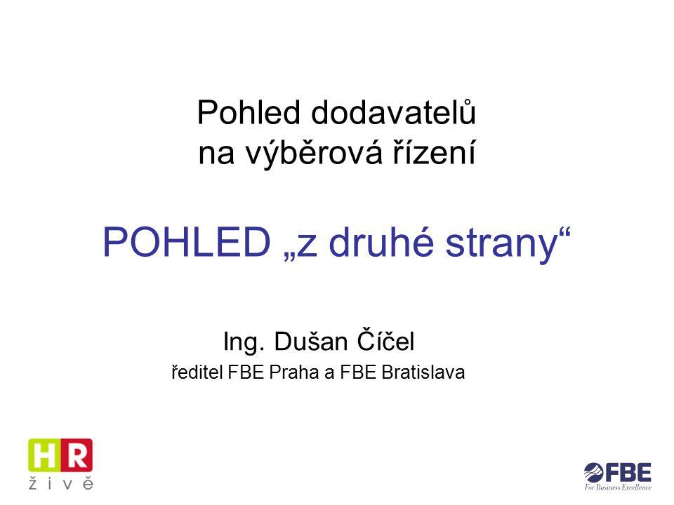 """POHLED """"z druhé strany CENA / KVALITA CENA / KVANTITA"""