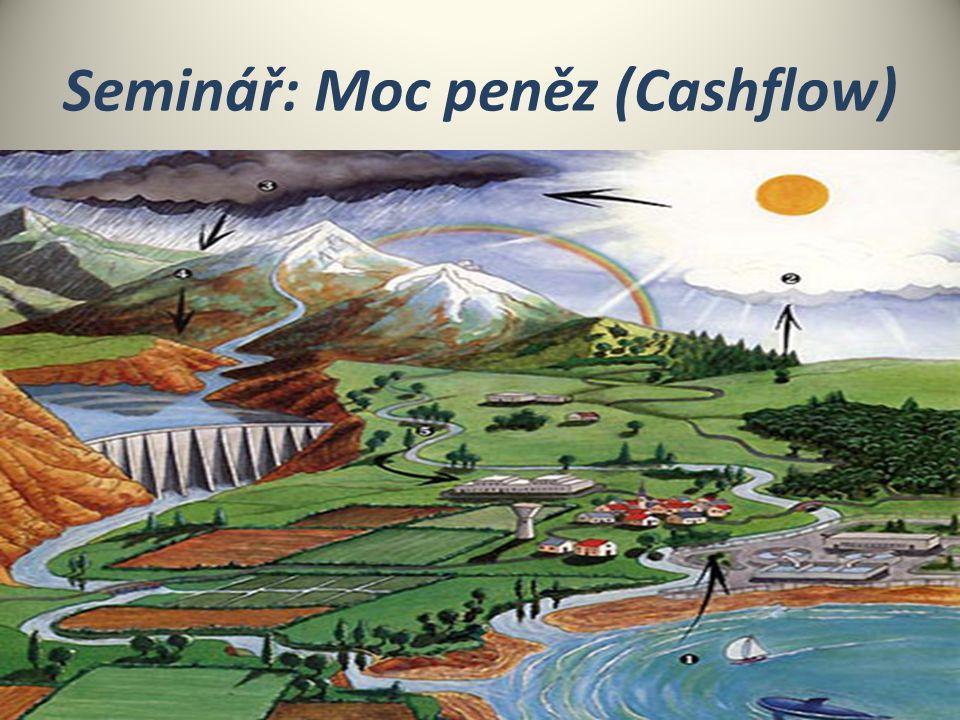 Seminář: Moc peněz (Cashflow)